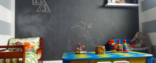 Chalkpaint - Hacer pintura pizarra ...