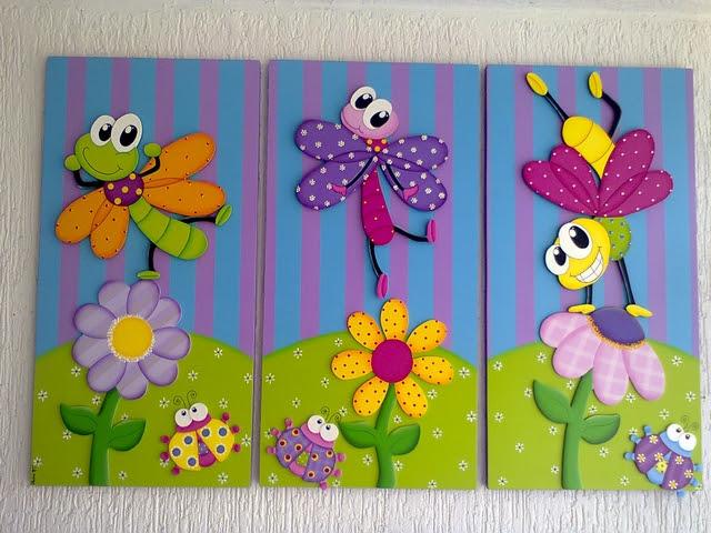 Cuadros infantiles con pintura al leo for Cuadros infantiles al oleo