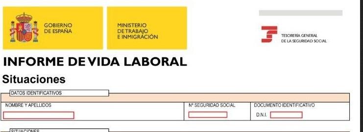 Consigue el certificado de vida laboral en un minuto for Oficinas seguridad social barcelona horarios